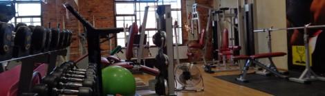 Trenujemy na profesjonalnej siłowni